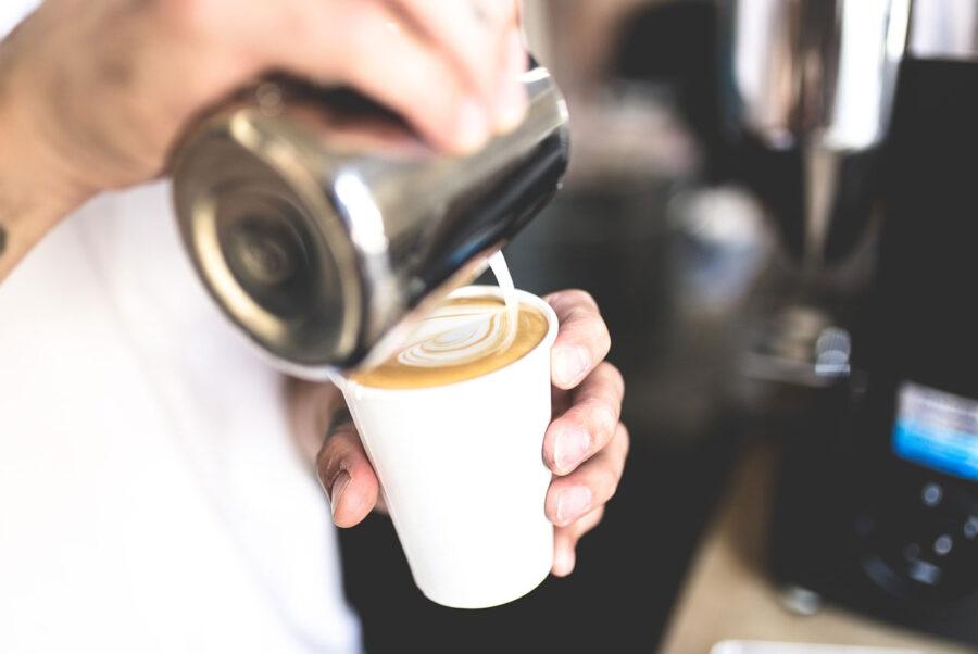 Γάλα ρόφημα φυτικής προέλευσης για την παρασκευή καφέ
