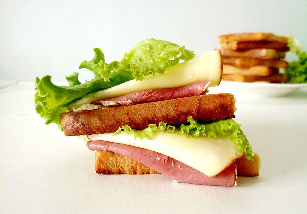yellow cheese for sandwich