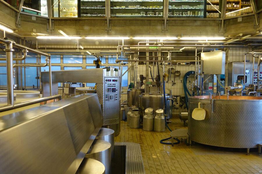 γαλακτοβιομηχανίες και τεχνολογία