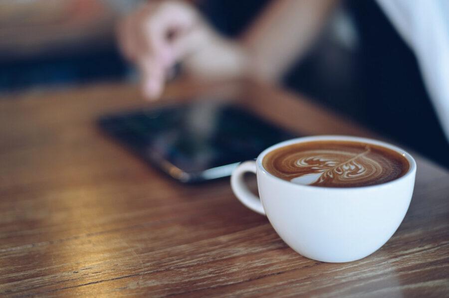 Ιδέες και tips για το Instagram για επιχειρήσεις cafe