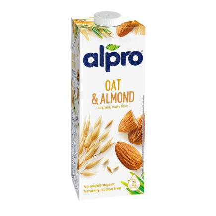 alpro Φυτικό Ρόφημα Βρώμη Αμύδγαλο - Oat & Almond