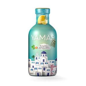 Yamas Πράσινο Τσάι Χυμό Λεμόνι & Μέλι
