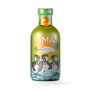 Yamas Πράσινο Τσάι Χυμό Μάνγκο & Μέλι