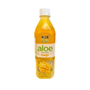 Ποτό Αλόης με γεύση Μάνγκο