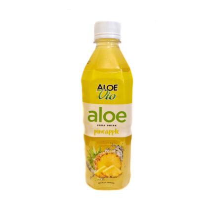Ποτό Αλόης με γεύση Ανανά