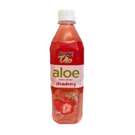 Ποτό Αλόης Φράουλα