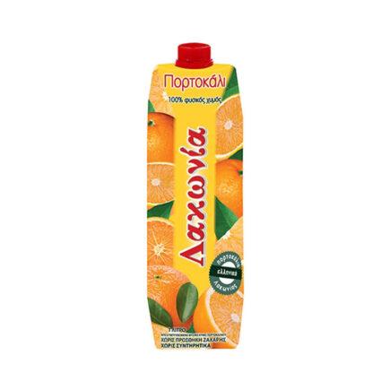 Φυσικός Χυμός Πορτοκάλι Λακωνία 1 λίτρο