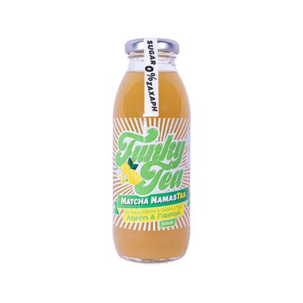 Funkey Tea με γεύση λεμόνι και γιασεμί
