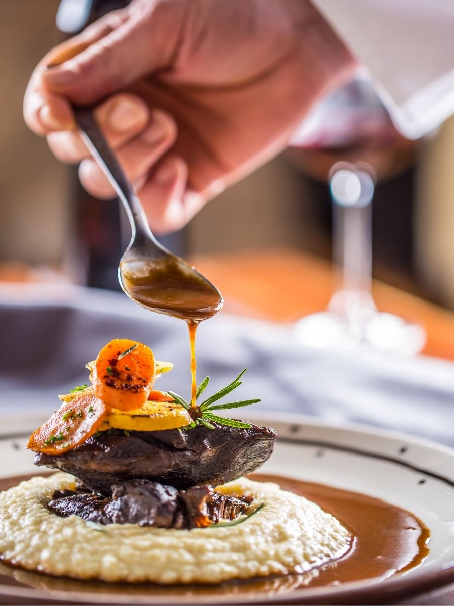 Food photography για εστιατόρια και cafe